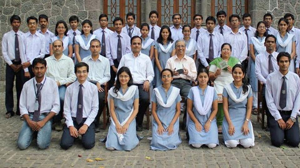 Students of College Of Engineering Pune (COEP) in Pune.