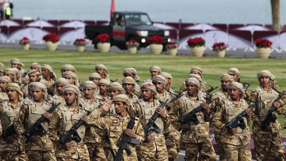 Turkey-Qatar relations,Turkish troops in Qatar,joint military exercise