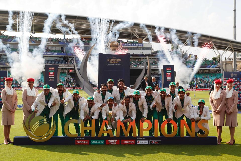 ICC Champions Trophy,2017 ICC Champions Trophy,Pakistan national cricket team