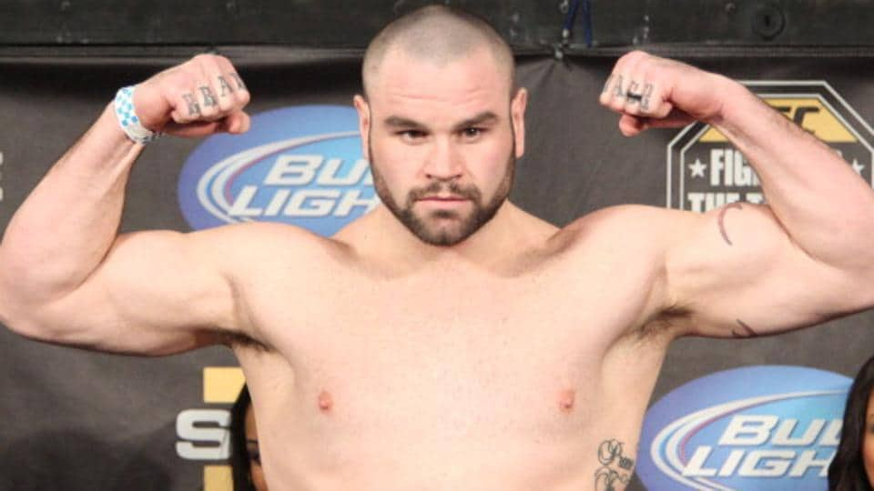 Tim Hague was a part of the Ultimate Fighting Championship (UFC) till 2001.