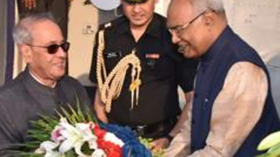 Ram Nath Kovind,BJP,Presidential candidate
