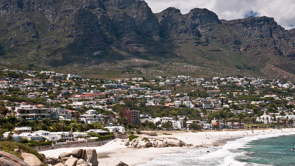 Maiden's Cove Beach, Cape Town
