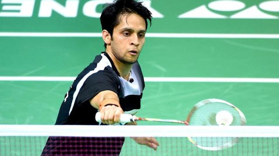 Parupalli Kashyap won his two qualifying matches to make it to the main round of the Australian Open Super Series.