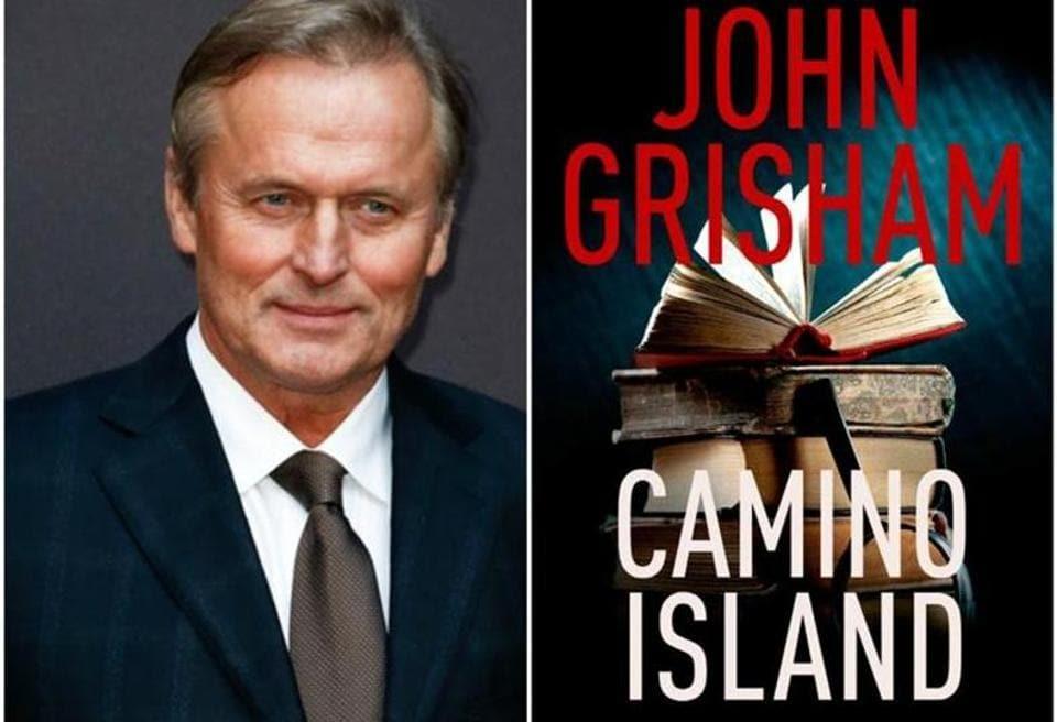 John Grisham,Camino Island,John Grisham new book