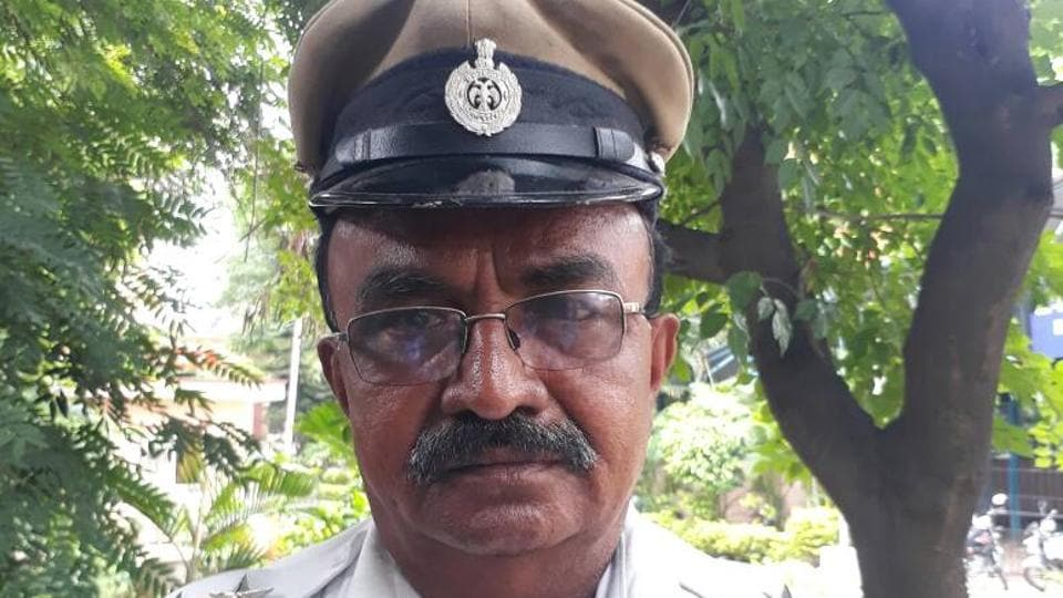 Bengaluru Police announced a reward for traffic police sub-inspector ML Nijalingappa for making way for the ambulance.