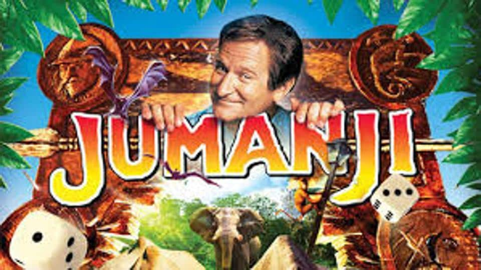 In the original film, Williams played Alan Parrish, a man trapped in a board game called Jumanji for twenty-six years.