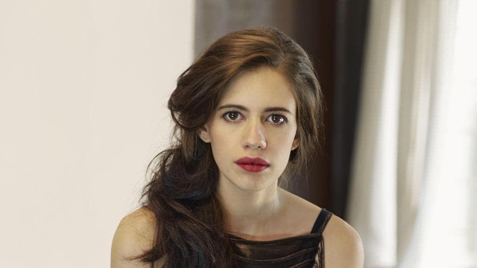 Actor Kalki Koechlin says female characters are being portrayed more realistically now.