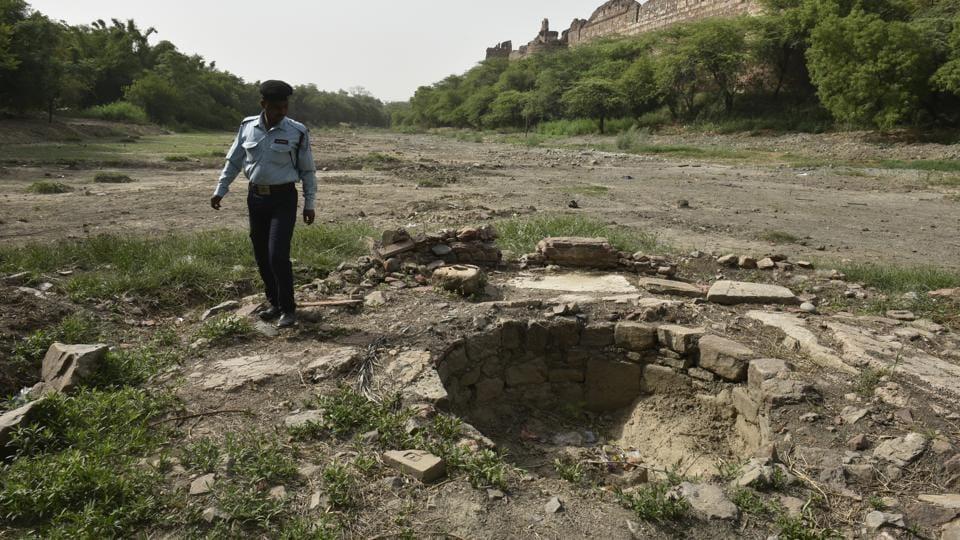 Delhi news,Delhi heritage,Delhi well found