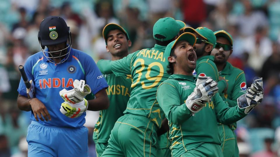 Pakistan thrashed India by 180 runs in the final of the ICC Champions Trophy 2017 and many Pakistani fans mocked the Indian players with chants of 'Baap kaun hai' (Who is your father) after the win.