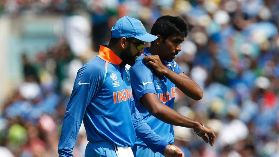 Jasprit Bumrah's no-ball dismissal of Fakhar Zaman was the early turning point in the game, says Harbhajan Singh.