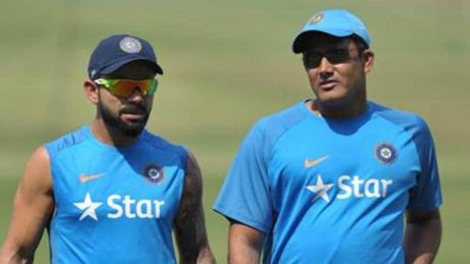 Anil Kumble has stepped down as Indian cricket team's head coach.