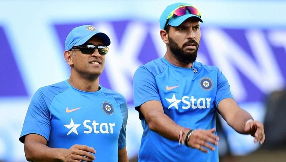Rahul Dravid believes a call needs to be taken on the future roles of MS Dhoni and Yuvraj Singh.
