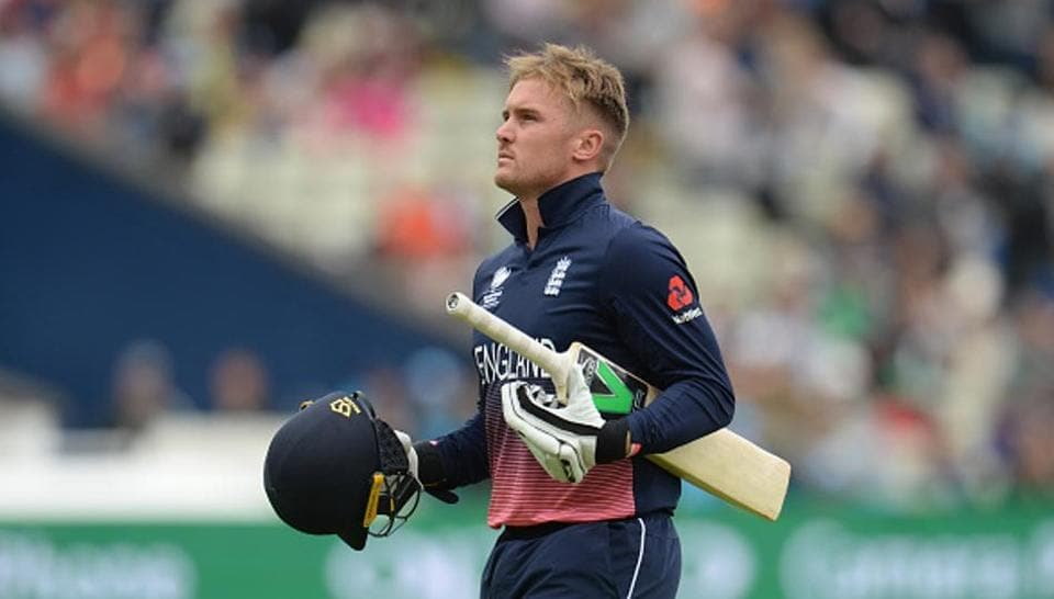 Jason Roy has scored 1462 runs in 46 ODIs with three centuries and nine half-centuries.