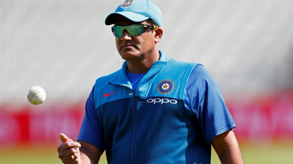 Anil Kumble,Indian cricket team,India vs West Indies