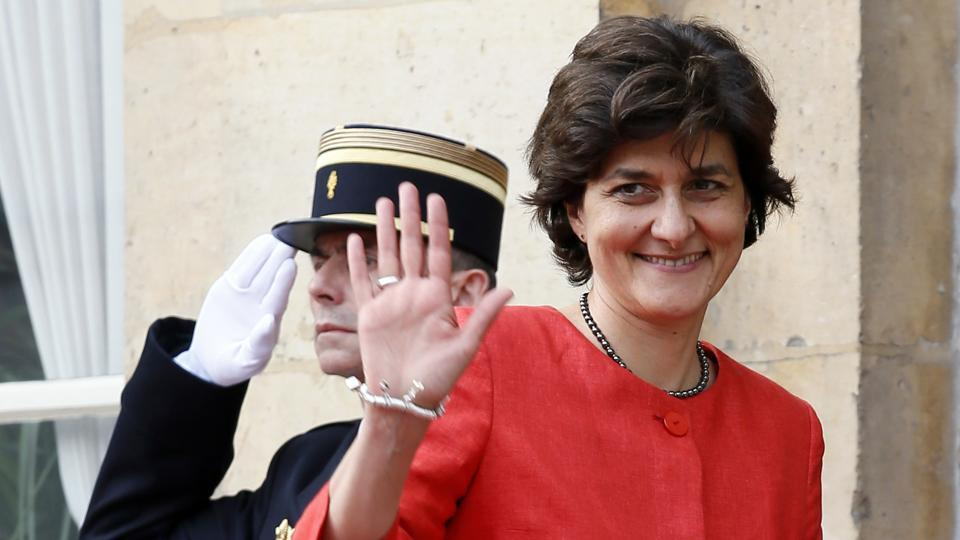 French defence minister,Sylvie Goulard,European Parliament