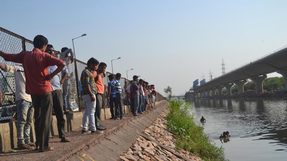 Ghaziabad,Hindon river,Hindon canal