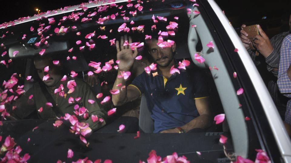 Hasan Ali was the star for Pakistan as he picked up 13 wickets to become the leading wicket-taker in the Champions Trophy 2017. (AP)