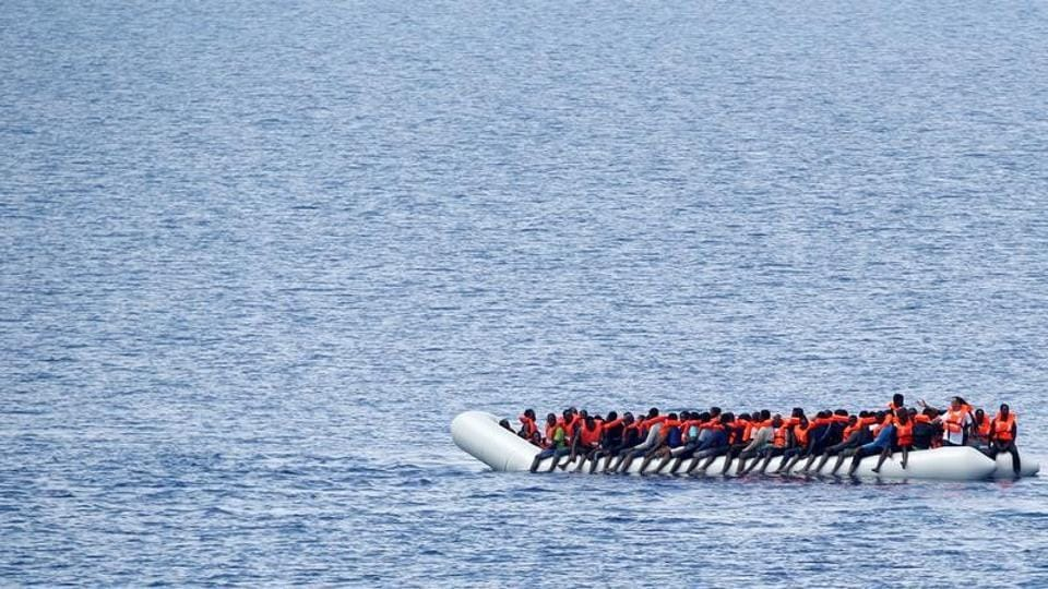 Migrants,Mediterranean Sea,International Organization for Migration