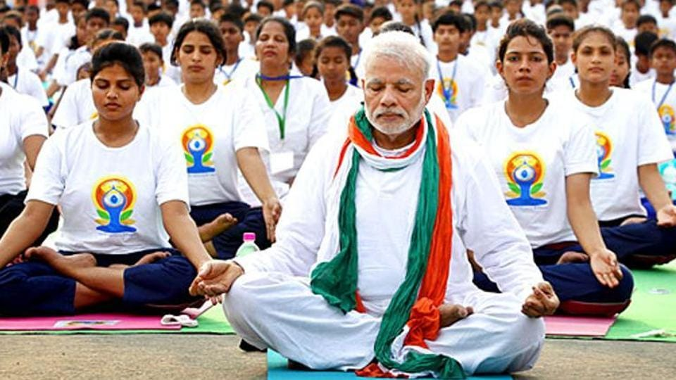 Yoga Day,Narendra Modi,International Yoga Day