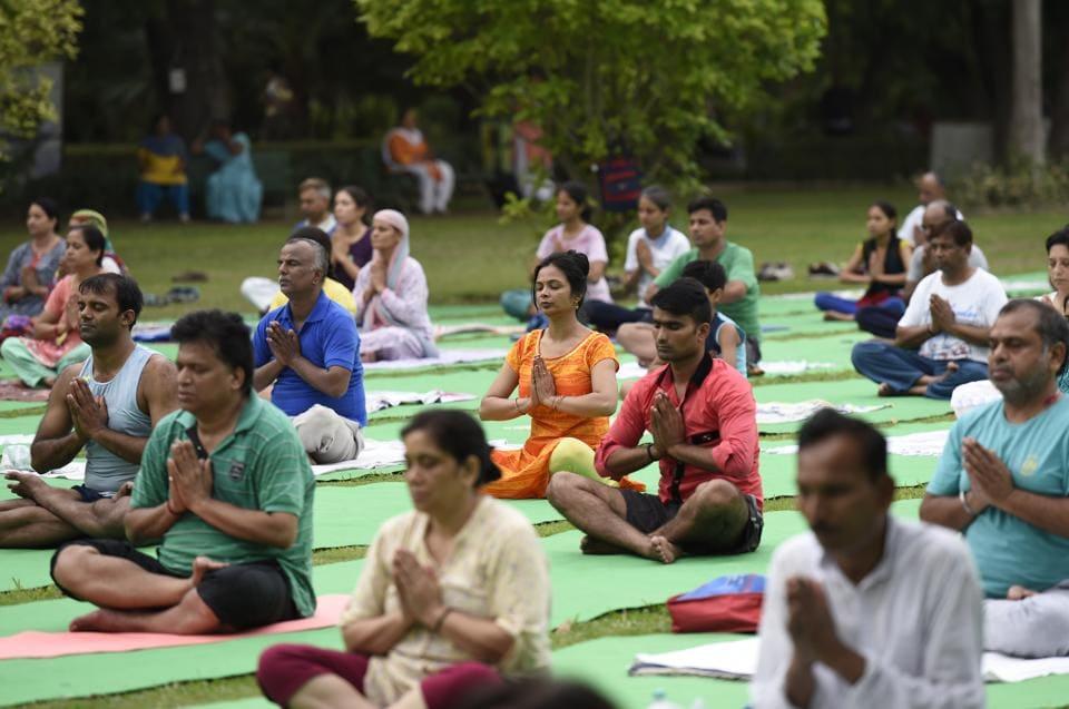 Yoga Day,Narendra Modi,International Yoga Day