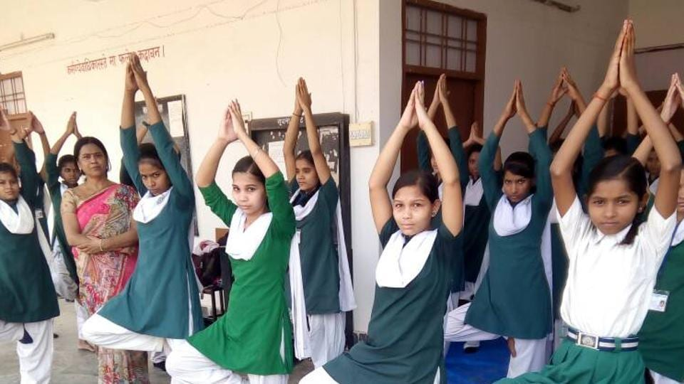 The importance of yoga for these classes has been increased by making it worth 20 marks in theory.