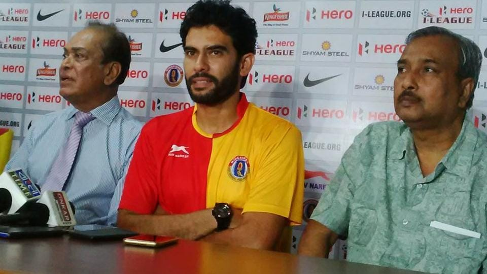 Khalid Jamil was unveiled as East Bengal's head coach for the next season.