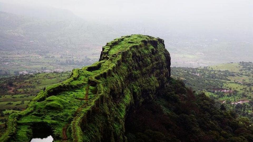 As the monsoons approach, Maharashtra's native mountain range, the Sahyadri, becomes the hottest trekking attraction.