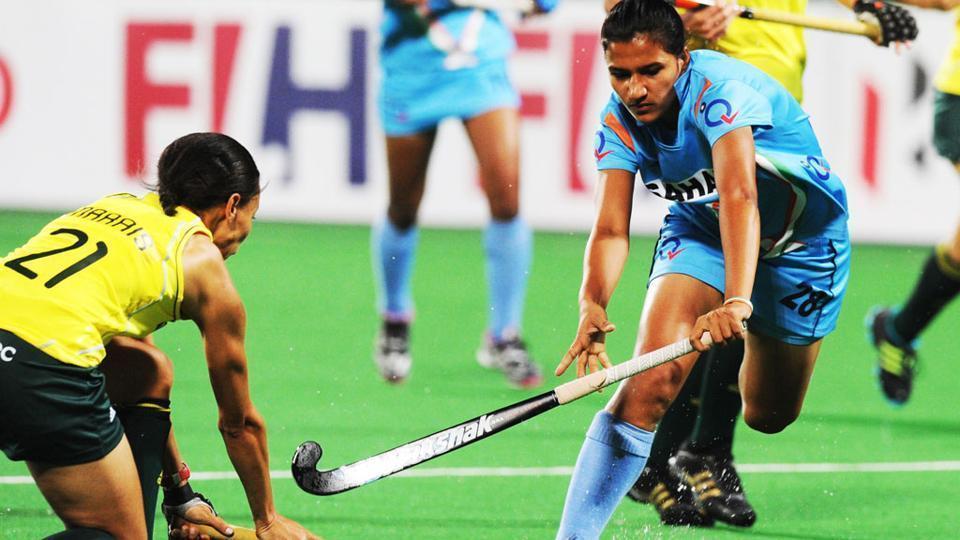 Rani Rampal will lead the Indian women's hockey team at the Hockey World League Semi-Finals.
