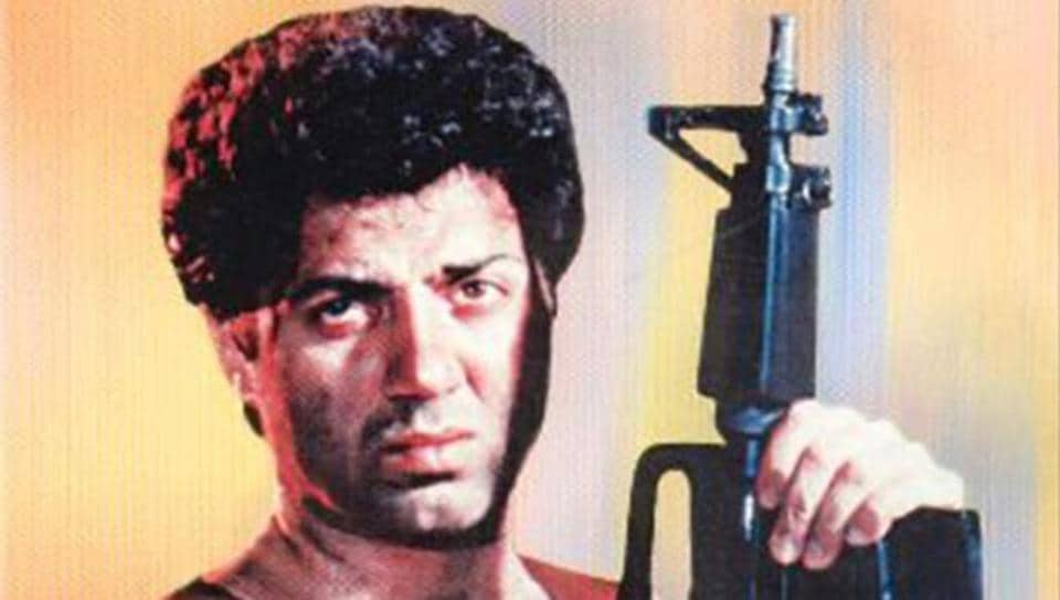 Sunny Deol was praised for his performance in the film.