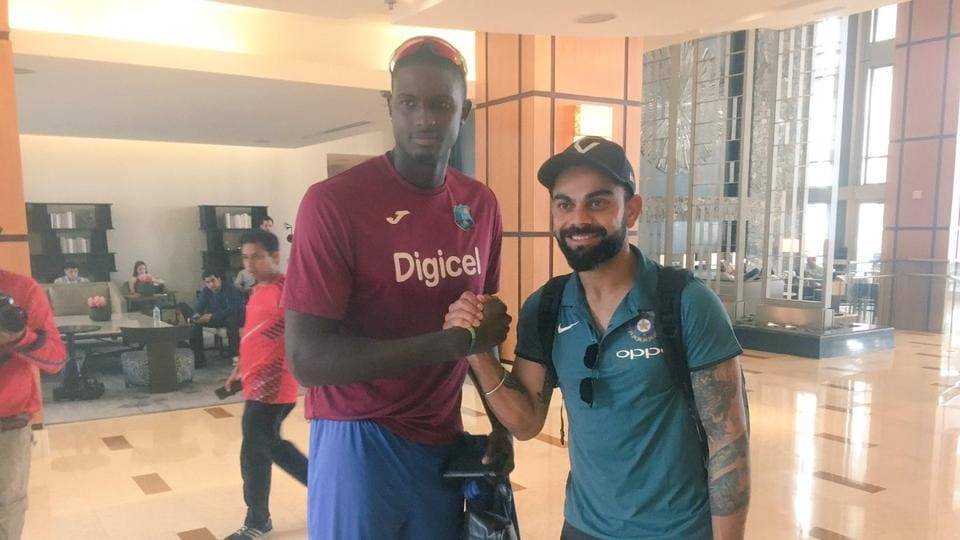 India vs West Indies,Virat Kohli,Queen's Park Oval