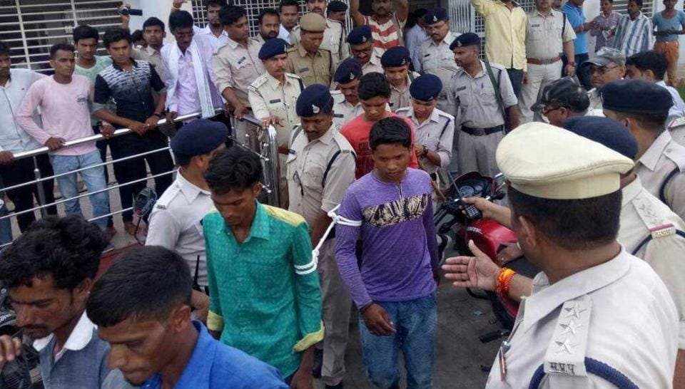 Fifteen people, all Muslims, were arrested from Madhya Pradesh's Burhanpur district and slapped with sedition for allegedly celebrating Pakistan's victory in the final of the Champions Trophy.
