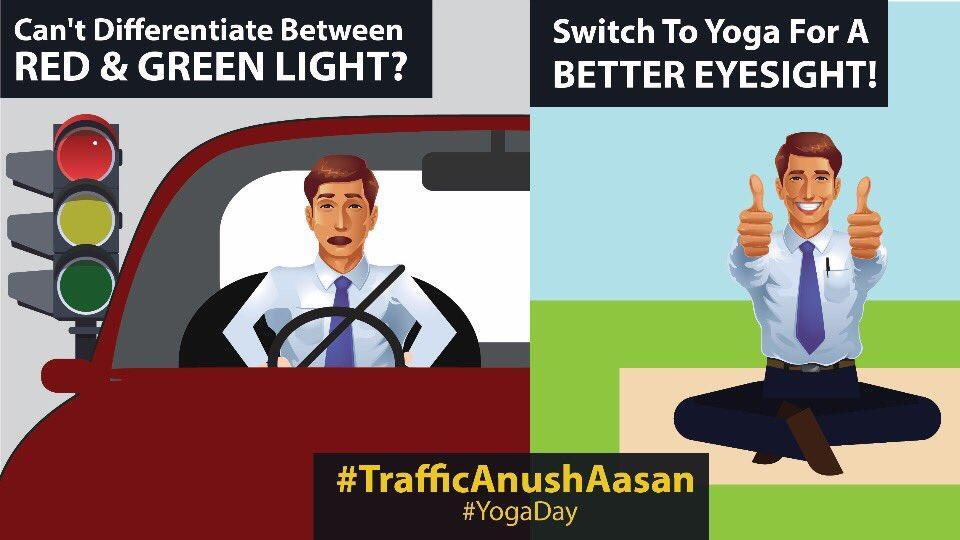 Addressing issues such as road rage, excessive honking and signal jumping, the Twitter handle of Mumbai police has been tweeting #TrafficAnushAasan to start a conversation about road rules