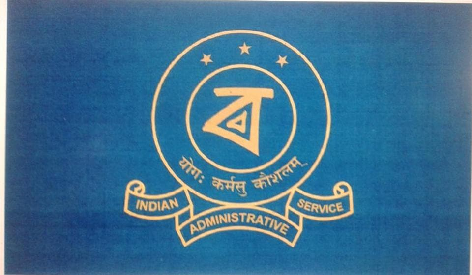 Flags for official cars,Bengal government,IAS officers