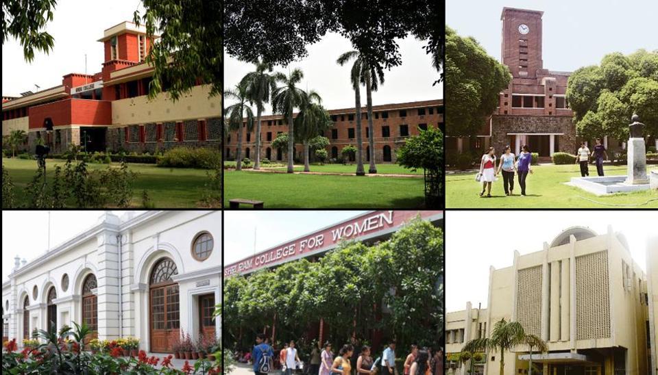 Delhi University,Admissions,College