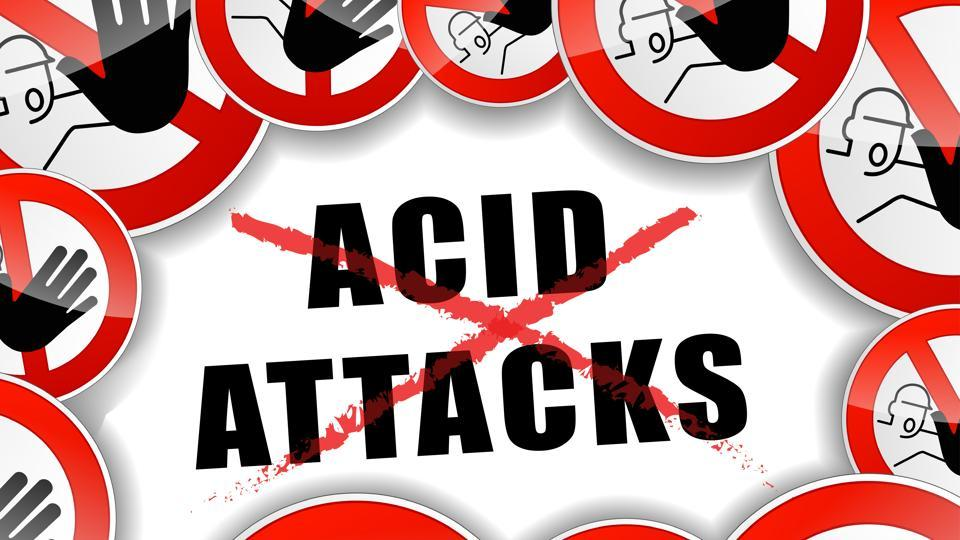 Acid attack,Government jobs,Promotion