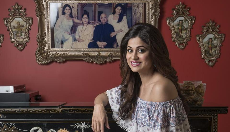 Actor Shamita Shetty is making a comeback on screen after a gap of nine years.