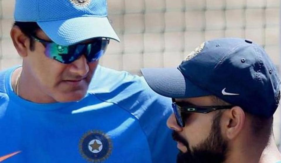 Anil Kumble on Tuesday refused extension of his contract till the West Indies tour, citing Indian cricket team captain Virat Kohli's reservation over his 'style' of functioning.