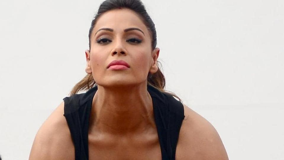 Actor Bipasha Basu believes in staying fit and practices various forms of exercises including yoga that tops her list.