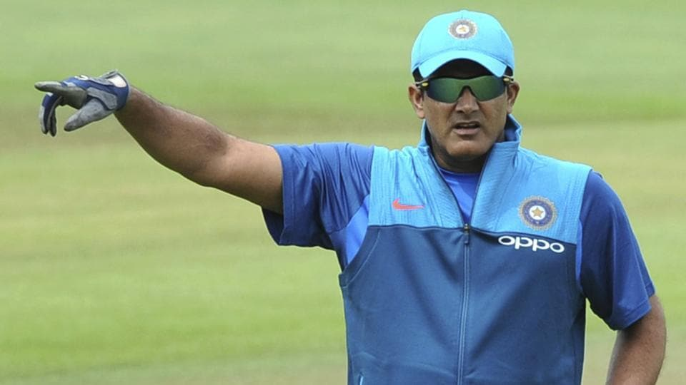 Anil Kumble resigned as the coach of the Indian cricket team after the end of the ICCChampions Trophy.