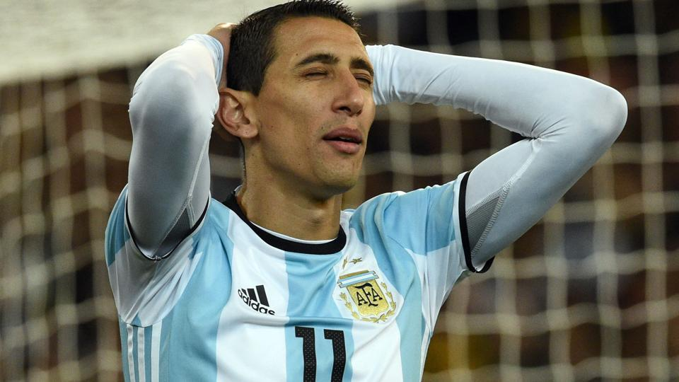 Angel di Maria has been handed a hefty fine and a prison sentence over a charge of tax fraud.