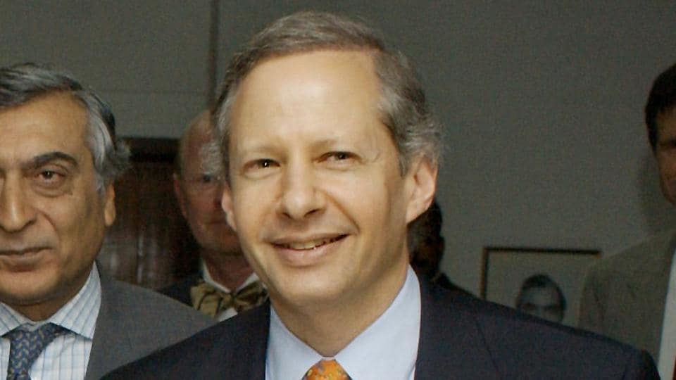 Kenneth Juster,US ambassador to India,White House
