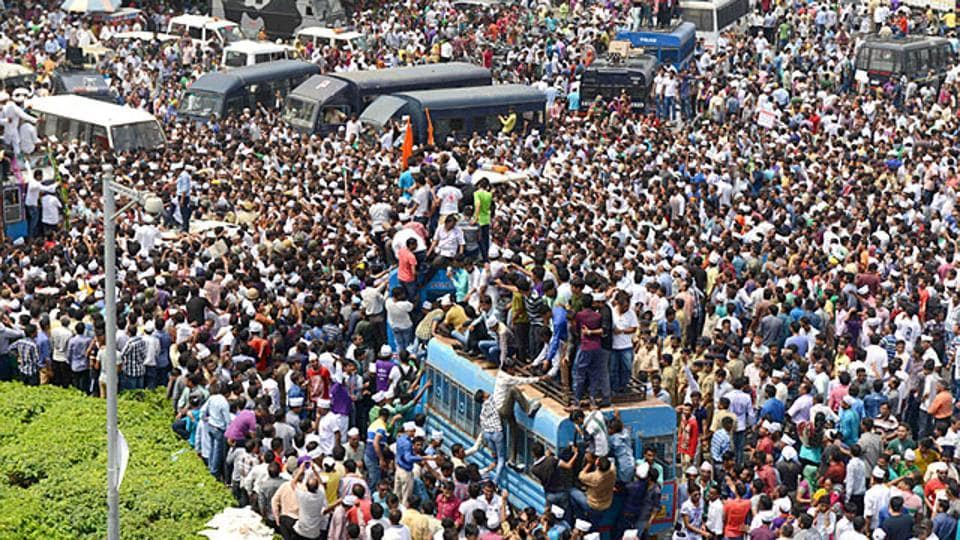 India's population may eventually see a decline in the half century after 2050 to 1.51 billion by 2100 but it will still be the most populous country in the world.