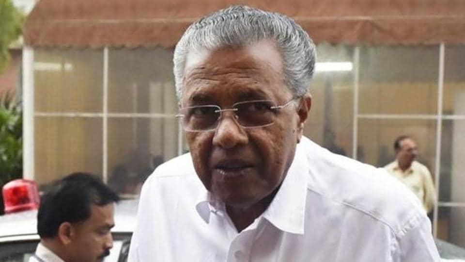 Pinarayi Vijayan, Chief Minister of Kerala