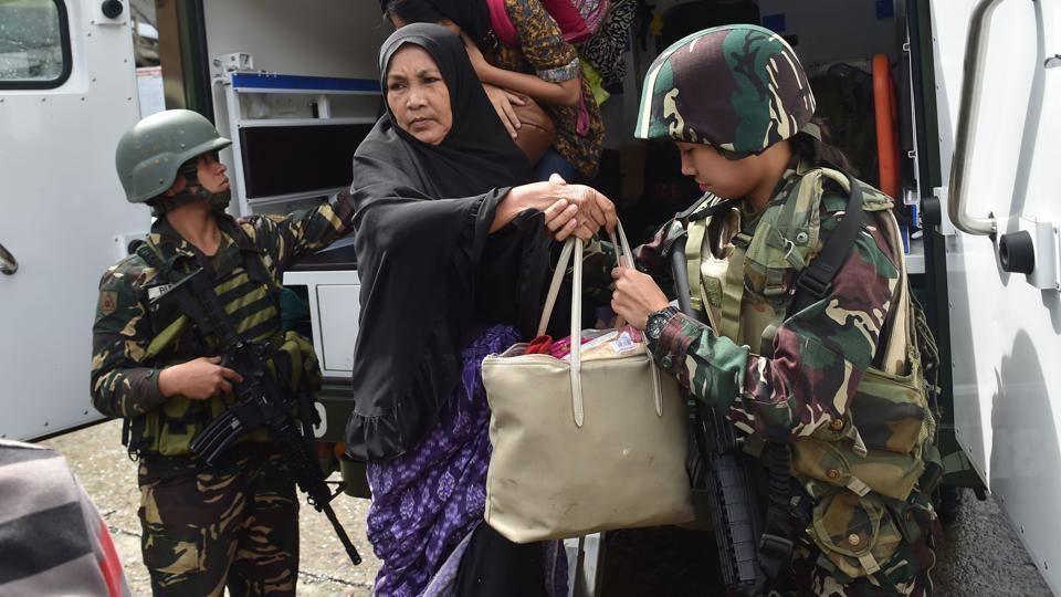 Islmaic militants,Philippines,Philippines school attack
