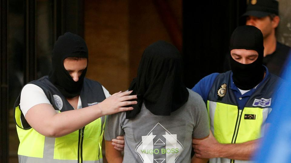 Islamic State,Madrid,IS suspect