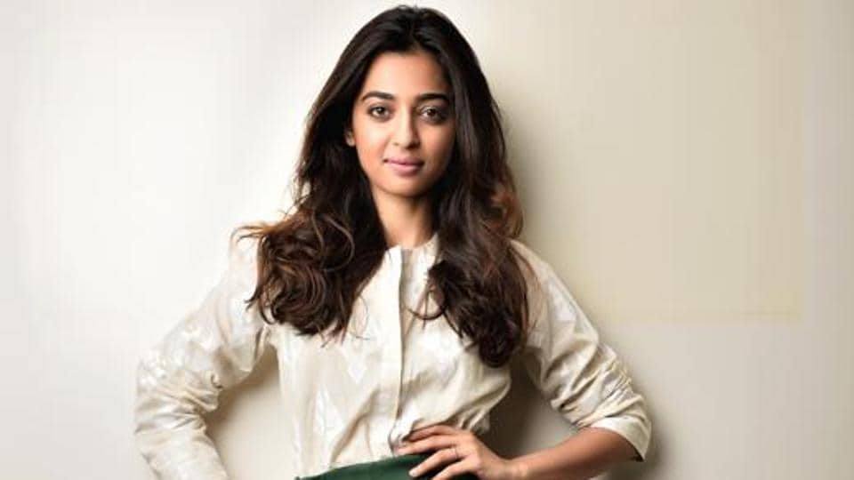 Radhika Apte's next film is Padman with Akshay Kumar.