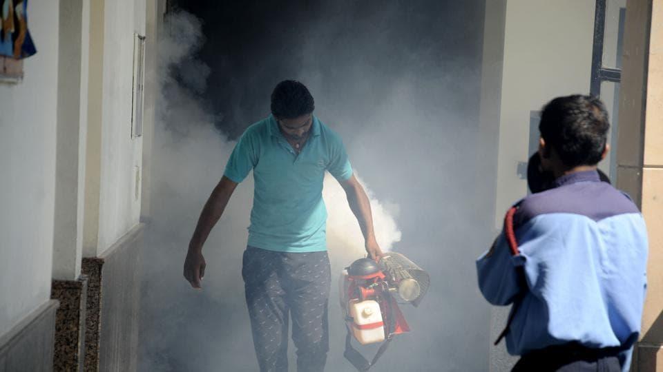 Dengue,Gurgaon water borne diseases,Haryana Health Department