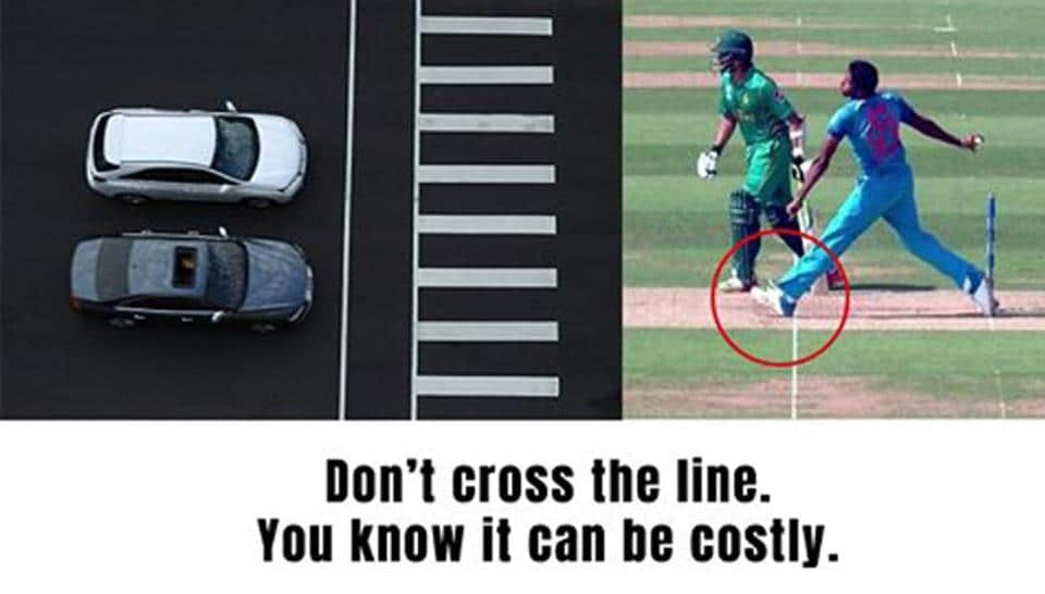 Don T Cross The Line It Can Be Costly Jaipur Traffic