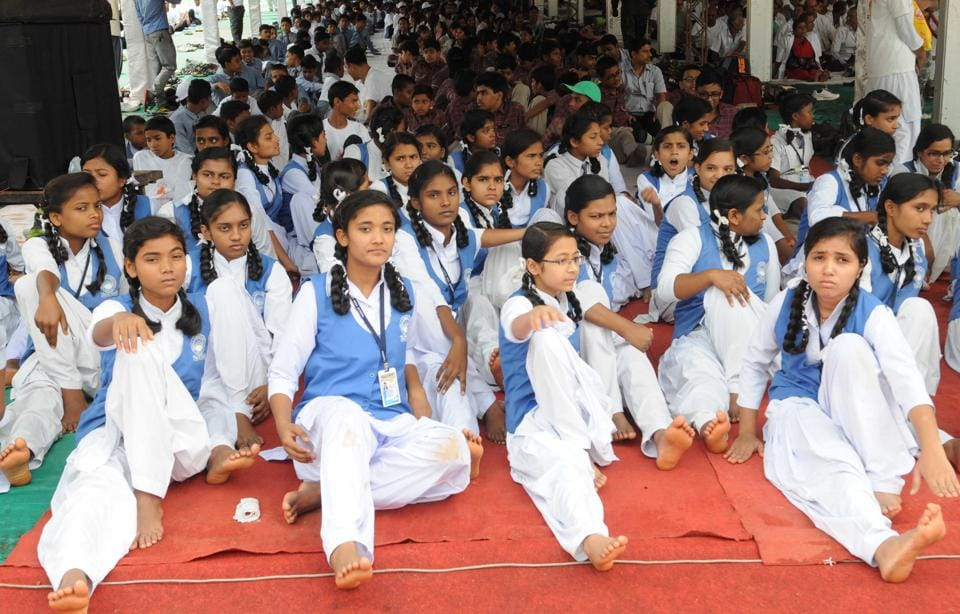 Physical activity,School,HRD ministry