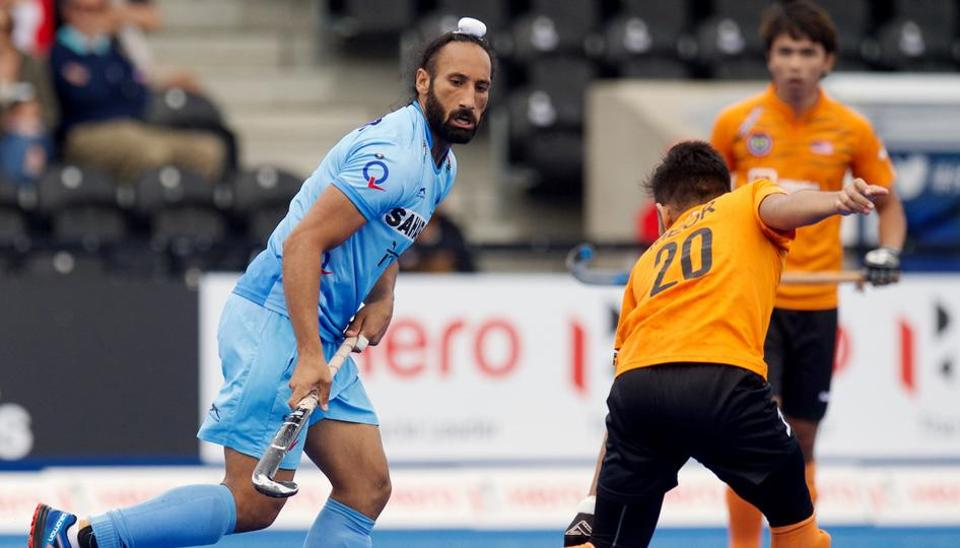 Hockey World League semifinal,India vs Malaysia,Indian Men's Hockey Team